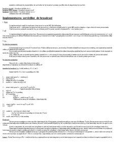 Simulare pe Sisteme în Domeniul Calcul Paralel - Pagina 5