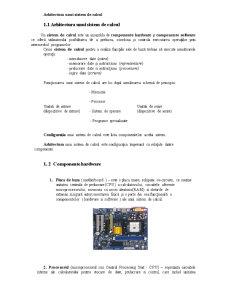 Arhitectura unui Sistem de Calcul Original - Pagina 2