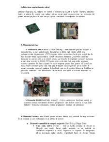 Arhitectura unui Sistem de Calcul Original - Pagina 3