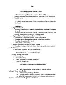 Obiectele Grupate in Colectia Forms - Pagina 1