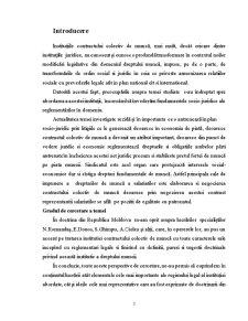 Contractul Colectiv de Muncă - Pagina 3