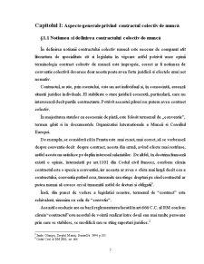 Contractul Colectiv de Muncă - Pagina 5