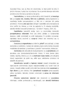 Calitățile Profesionale ale Informării - Pagina 2
