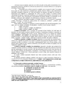 Aspecte Generale Privind Creditarea Bancară - Pagina 3