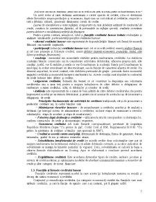 Aspecte Generale Privind Creditarea Bancară - Pagina 5