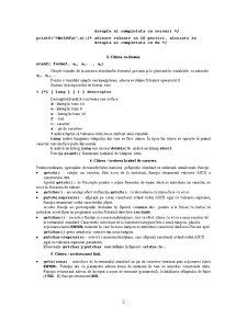 Operatii de Intrare si Iesire in C si C++ - Pagina 2