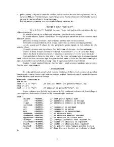 Operatii de Intrare si Iesire in C si C++ - Pagina 3