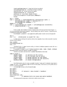 Operatii de Intrare si Iesire in C si C++ - Pagina 5