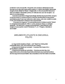 Titu Maiorescu și Discursul Politic - Pagina 4