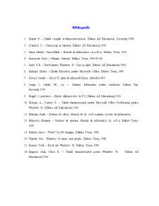 Initiere si Utilizare Calculatoare - Pagina 1