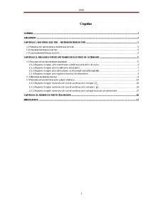 Reglarea Vitezei Motoarelor Electrice de Acționare - Pagina 1