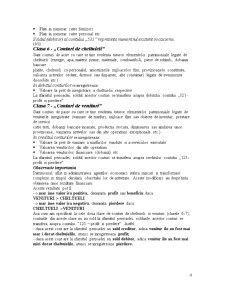 Functiunile Principalelor Conturi - Pagina 4