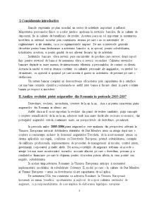 Evolutia Pietei Asigurarilor in Perioada 2005-2007 - Pagina 3