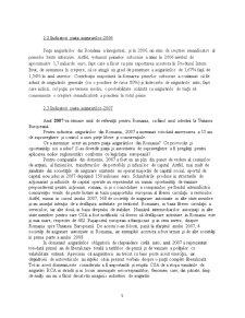 Evolutia Pietei Asigurarilor in Perioada 2005-2007 - Pagina 5