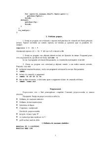Parametrii Liniei de Comanda in C si C++ - Pagina 5