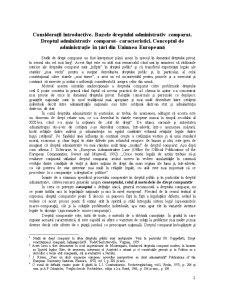 Drept Administrativ Comparat - Pagina 2
