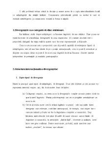 Divergențe în Comunicare - Pagina 2
