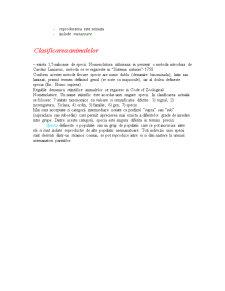 Biologie Animala - Cursul 1 - Pagina 4