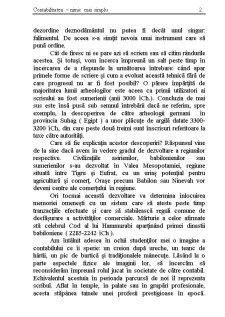 Scurta Incursiune in Istoria Contabilitatii - Pagina 2