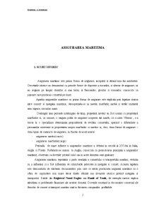 Asigurarea Maritima - Pagina 2