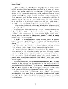 Asigurarea Maritima - Pagina 3