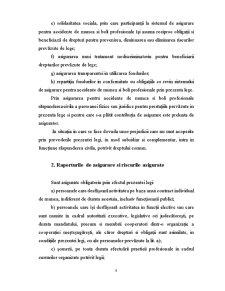 Asigurările de Accidente - Pagina 2