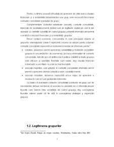 Contabilitate Consolidata - Pagina 3
