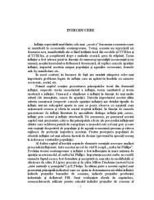 Analiza Nivelului și Evoluției Ratei Inflației în România în Perioada 1990-1999 - Pagina 5
