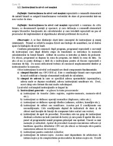 Arhitectura Calculatoarelor - Pagina 3