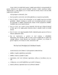 Metodologii de Implementare ERP - Pagina 3