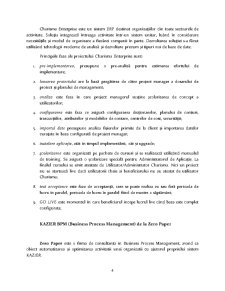 Metodologii de Implementare ERP - Pagina 5