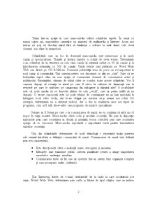 Definitia si Conceptul de Comunicare de Masa Teorii ale Mass-Media - Pagina 2