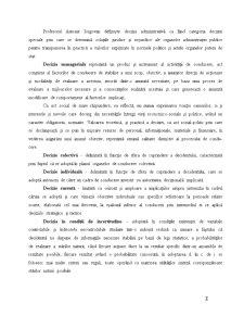 Teoria Deciziei Administrative - Pagina 2