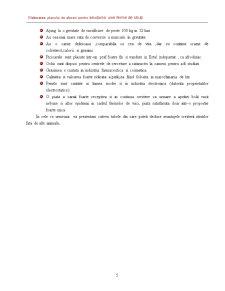 Elaborarea Planului de Afaceri pentru Infiintarea unei Firme de Struti - Pagina 5