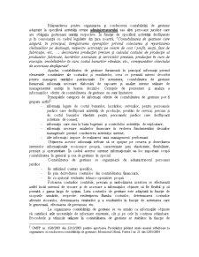 Obiectul și Obiectivele Contabilității de Gestiune - Pagina 5