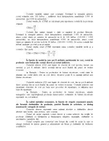 Studiul General al Costurilor - Pagina 5