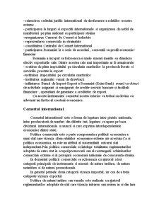 Politici si Practici Caracteristice Comertului Intern si International - Pagina 4