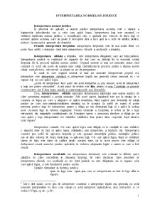 TGD Curs - Norma Juridica - Pagina 1