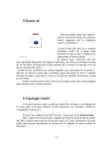 Proiectarea unei Retele pentru Firma SC Pax SRL - Pagina 5