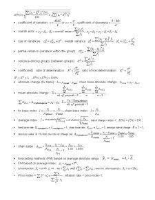 Statistica - Formule si Subiecte Examen - Pagina 2