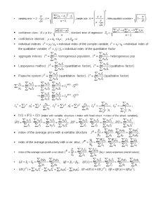 Statistica - Formule si Subiecte Examen - Pagina 3