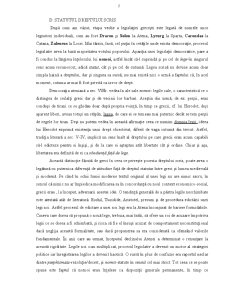 Istoria Gândirii Juridice Europene - Pagina 5