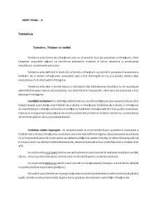 Drept Penal II - Pagina 1