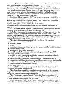 Sisteme Societare. Uniunile de Persoane Juridice, Concernele, Grupurile Financiar-Industriale - Pagina 2