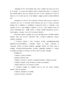 Campaniile de Relații Publice și Specialistul în Relații Publice - Pagina 3