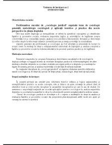 Sociologie Juridică - Pagina 4