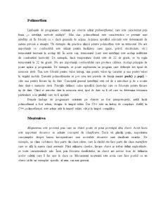 Programare Orientata pe Obiect C++ - Pagina 3
