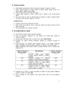 Indrumar EXCEL - Pagina 5