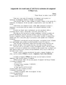Caiet Practica Asigurari CASCO - Pagina 2