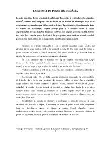 Sistemul de Pensii în România - Pagina 3